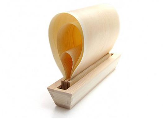 Wooden Humidifier by Shin Okada